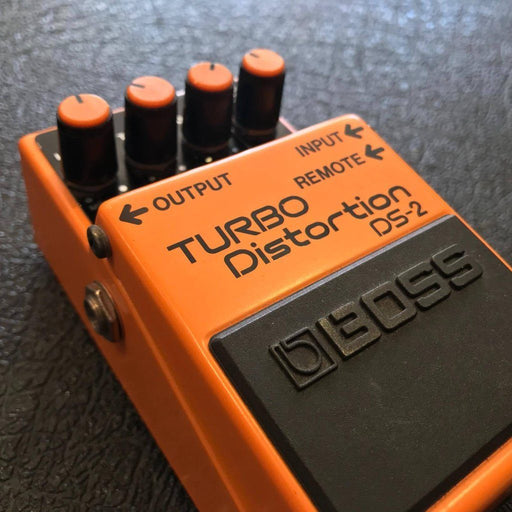 Boss DS-2 Distortion Pedal (Second Hand) - Music Junkie
