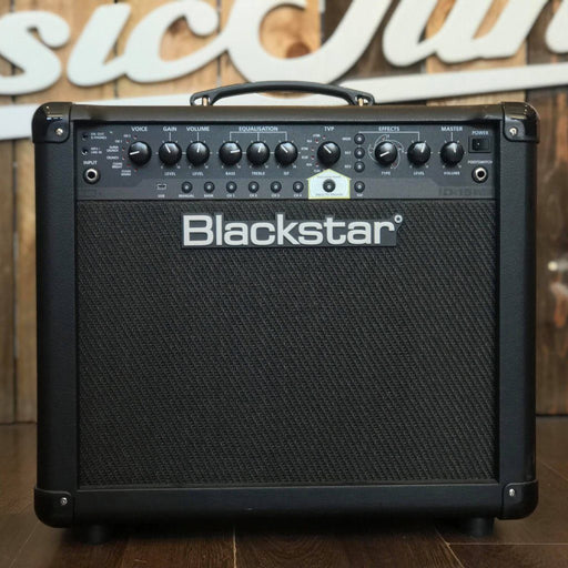 Blackstar ID:15 TVP Electric Guitar Amp (Second Hand) - Music Junkie