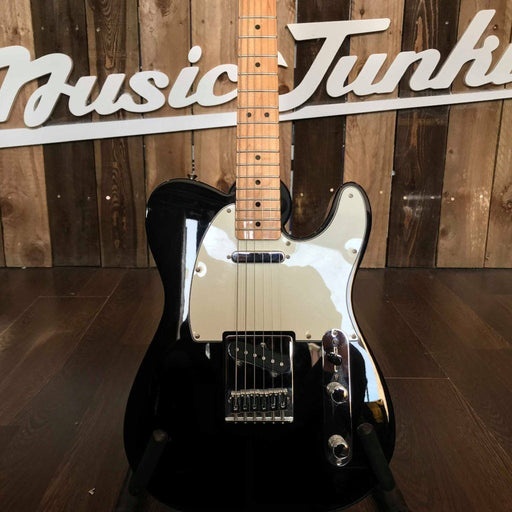 Fender Standard Telecaster Black MN (Second Hand) - Music Junkie