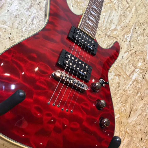 Schecter Omen Extreme 6 Electric Guitar Black Cherry (Second Hand)