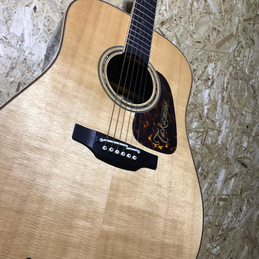 Takamine Pro Series P7D Electro Acoustic Guitar Natural