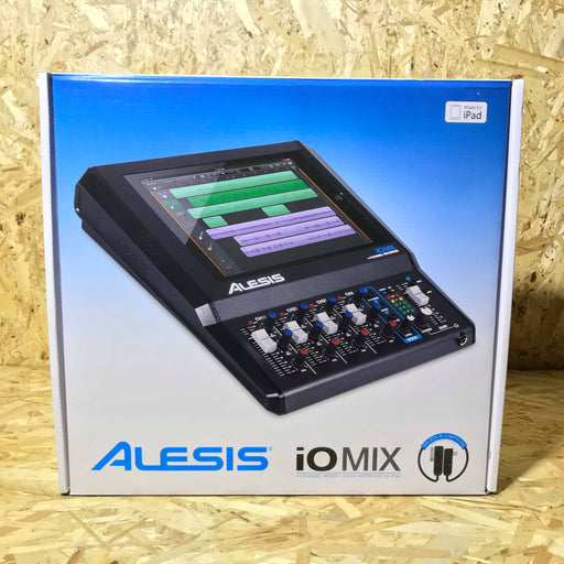 Alesis IO Mix 4 Channel Audio Interface for iPad
