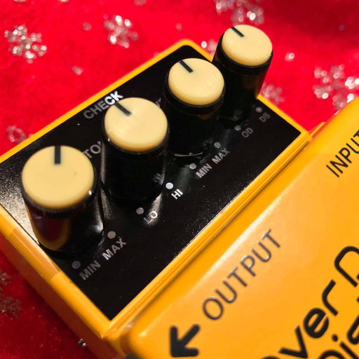 Boss OS-2 Overdrive/Distortion Pedal (Second Hand)