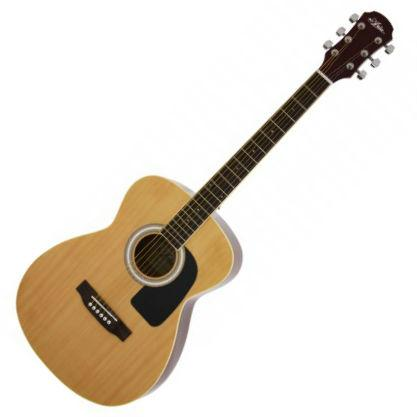 Aria AF-15 Acoustic Guitar Natural