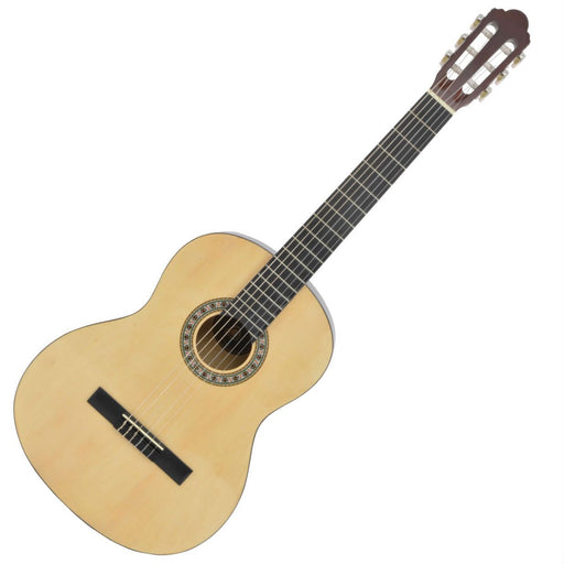 Chord CC Series 4/4 Classical Guitar Natural - Music Junkie