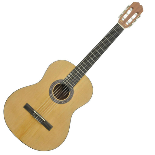 Chord 4/4 Solid Top Classical Guitar - Music Junkie