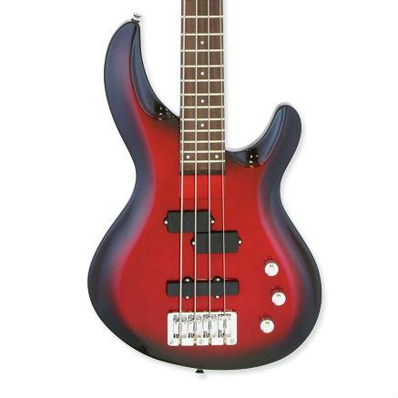 Aria IGB-Standard Electric Bass Metallic Red Shade - Music Junkie