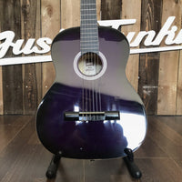 Classical Guitar Blue (Second Hand) - Music Junkie