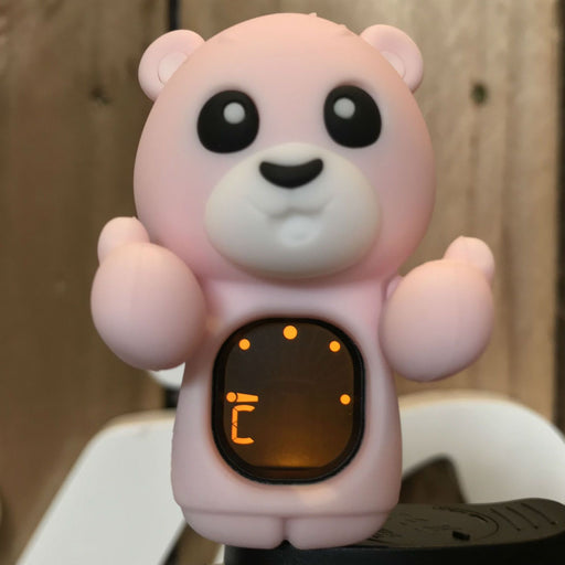 Swiff Pink Bear Tuner - Music Junkie