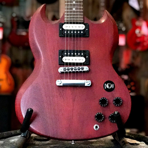 Gibson SGJ Faded Cherry (Second Hand) - Music Junkie