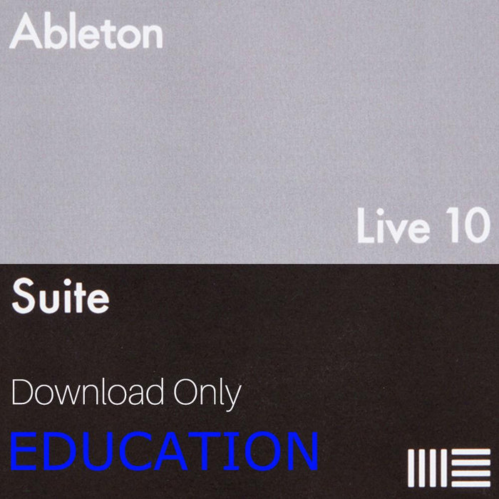 Ableton Live 10 Suite Education (Download Only) - Music Junkie