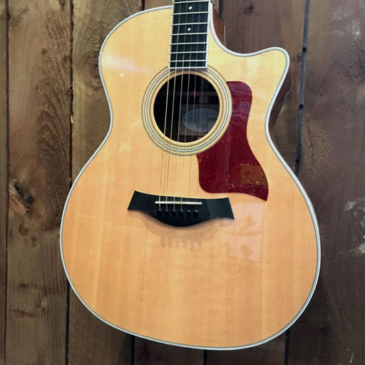 Taylor 414ce Electro Acoustic Guitar Natural - Music Junkie