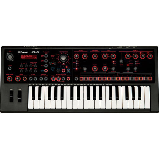 Roland JD-Xi Analog/Digital Crossover Synthesizer - Music Junkie