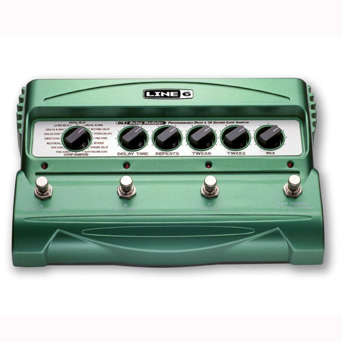 Line 6 DL4 Delay Stomp Box Modeler Pedal - Music Junkie