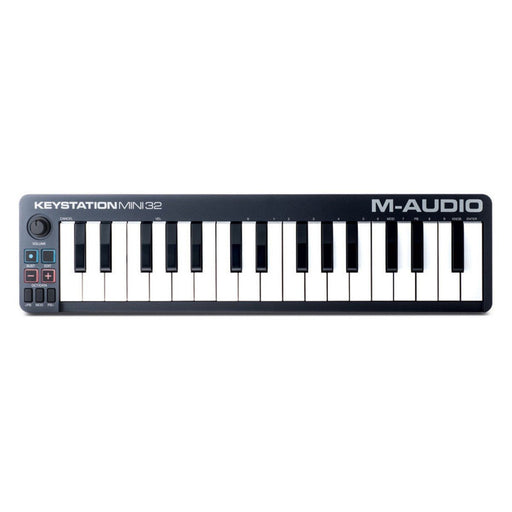 M-Audio Keystation Mini 32 Portable USB Controller Keyboard - Music Junkie