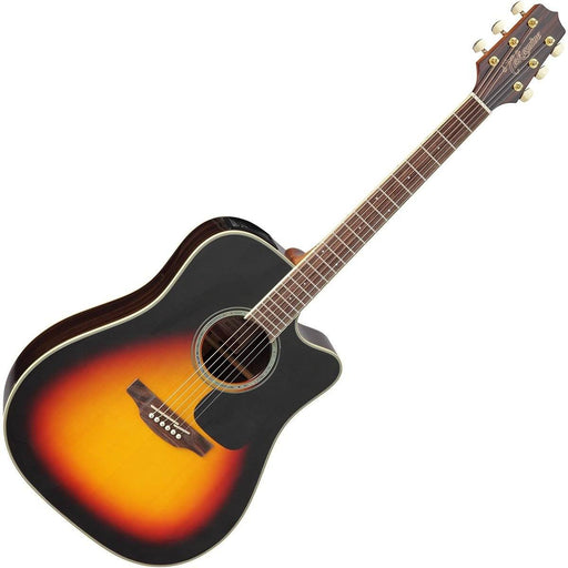 Takamine GD51CE-BSB Dreadnought Electro Acoustic Guitar Sunburst - Music Junkie