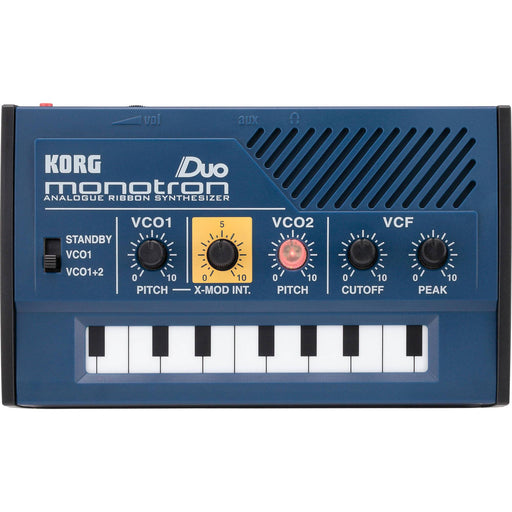 Korg Monotron Duo Analogue Ribbon Synthesiser - Music Junkie
