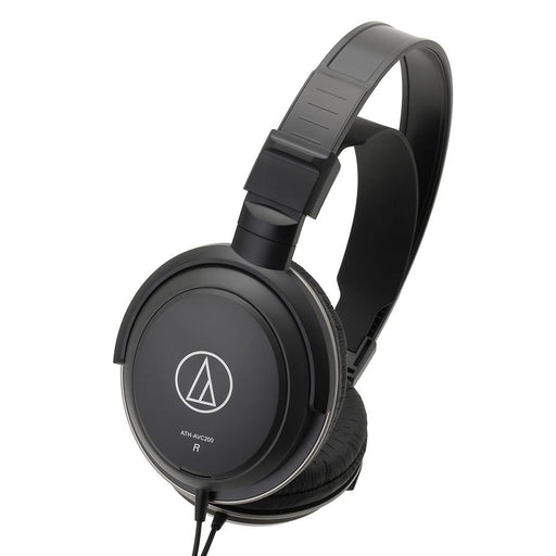 Audio Technica ATH-AVC200 Dynamic Headphones - Music Junkie
