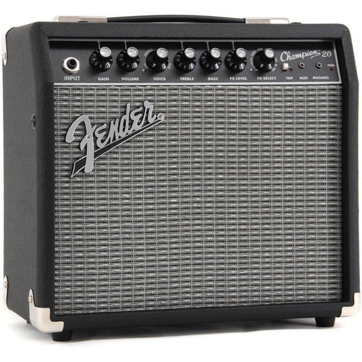 Fender Champion 20 Guitar Amp - Music Junkie