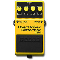 Boss OS-2 Overdrive / Distortion Pedal - Music Junkie