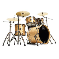 Mapex SV504XB Saturn V Club Fusion Shell Pk Natural Maple Burl - Music Junkie