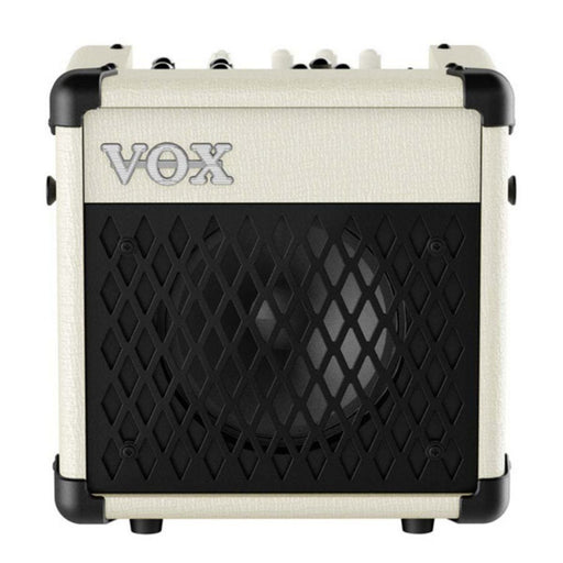 Vox Mini 5 Rhythm Guitar Amp Ivory - Music Junkie