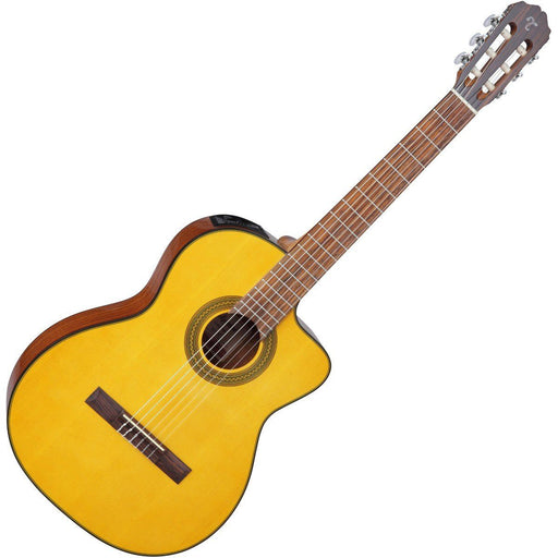 Takamine GC1CE-NAT Electro Classical Guitar Natural - Music Junkie
