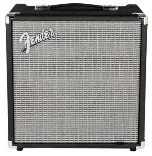 Fender Rumble 25 Bass Amp - Music Junkie