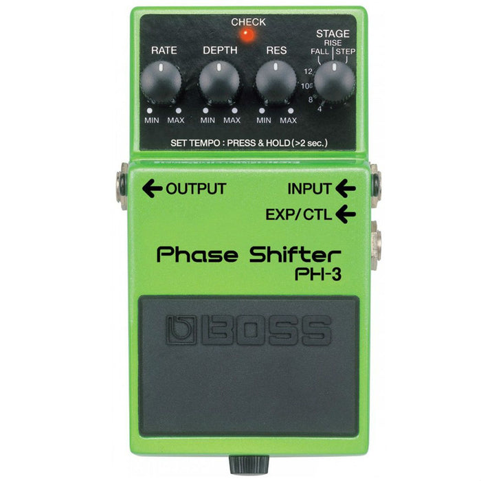 Boss PH-3 Phase Shifter Pedal - Music Junkie