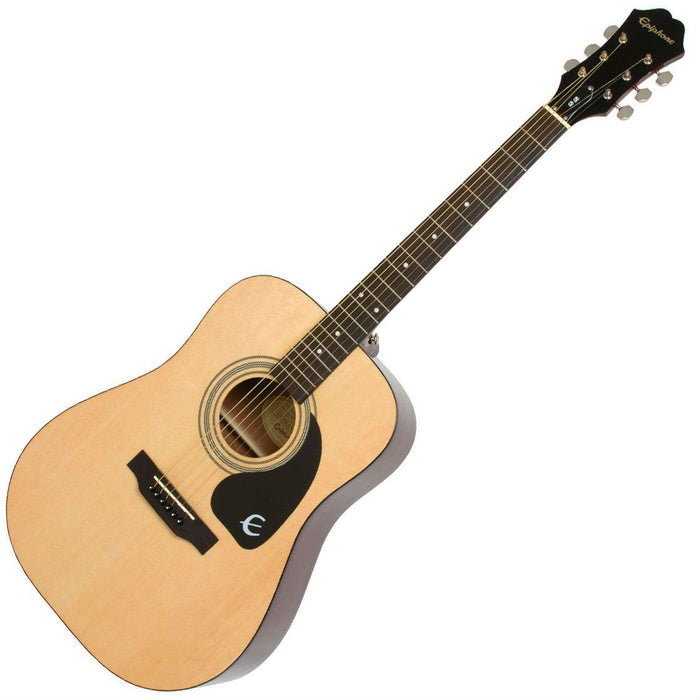 Epiphone DR-100 Acoustic Guitar Natural - Music Junkie