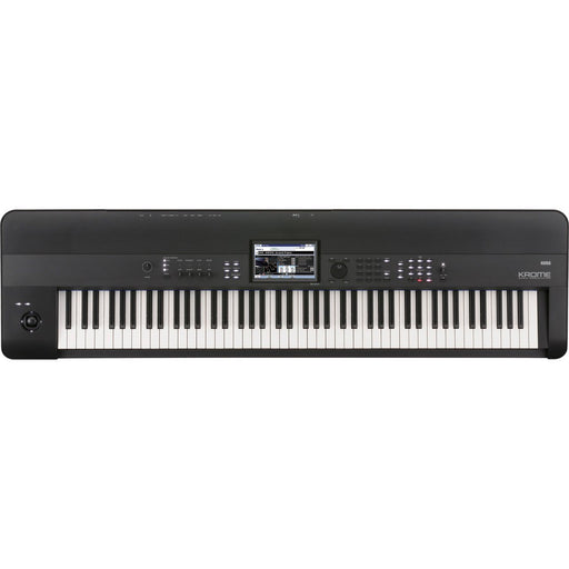 Korg Krome 88 Key Workstation Keyboard - Music Junkie
