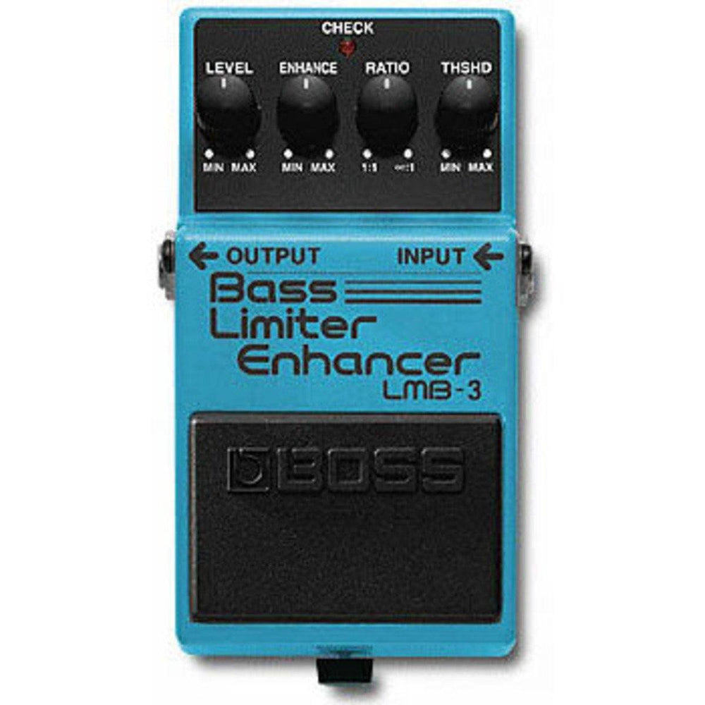 Boss LMB-3 Bass Limiter Enhancer Pedal - Music Junkie