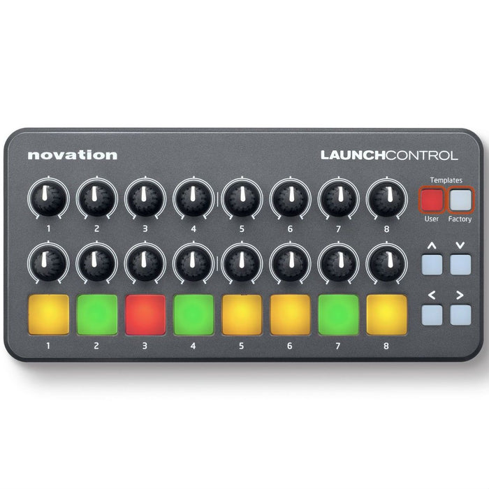 Novation LaunchControl - Music Junkie