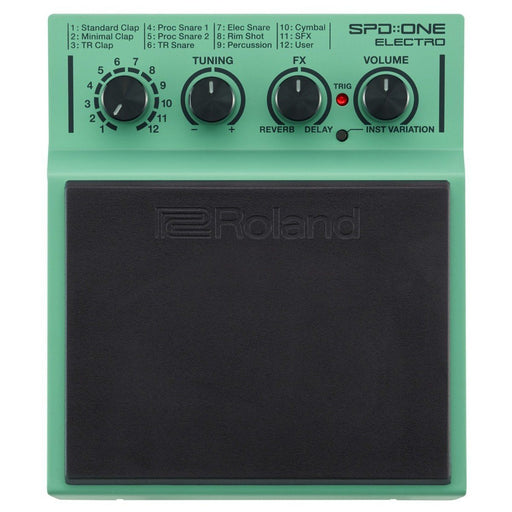 Roland SPD-1E Electro Pad - Music Junkie