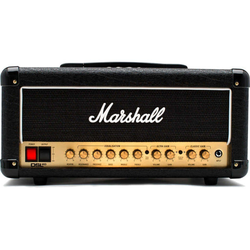 Marshall DSL20HR 20W Valve Head with Reverb - Music Junkie