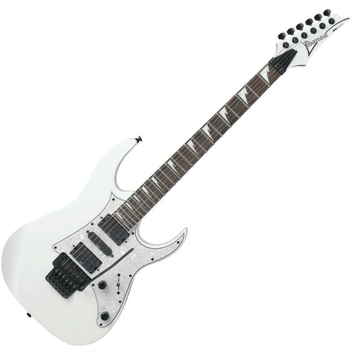 Ibanez RG350DXZ-WH Electric Guitar White - Music Junkie