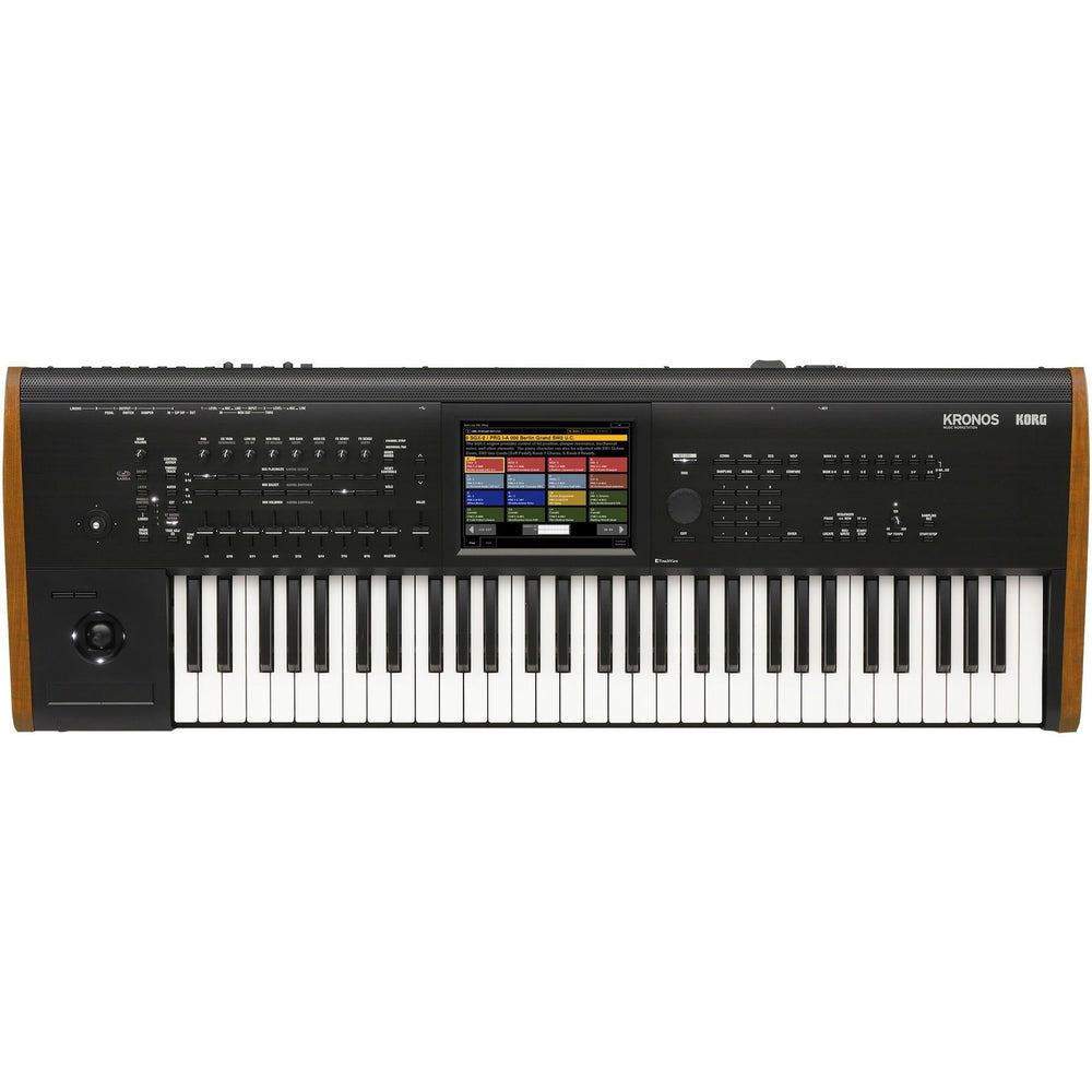 Korg Kronos 2 61-Key Music Workstation - Music Junkie