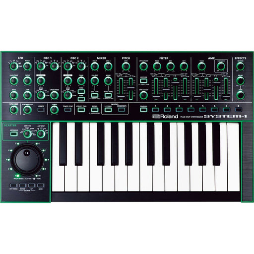 Roland System-1 Plug-Out Synthesizer - Music Junkie