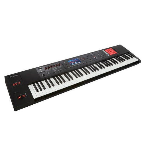 Roland FA-07 76 Note Keyboard Workstation - Music Junkie