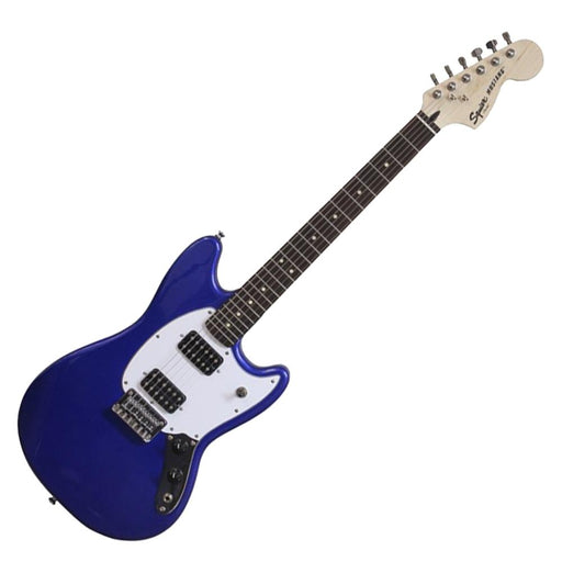 Squier Bullet Mustang HH Imperial Blue - Music Junkie