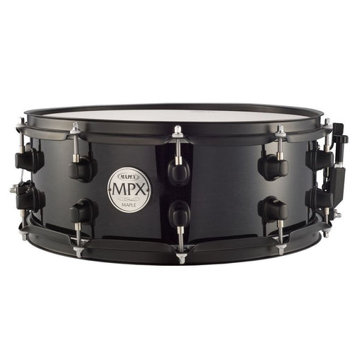 Mapex 14x6.5 Snare Drum Maple Shell Midnight Black - Music Junkie