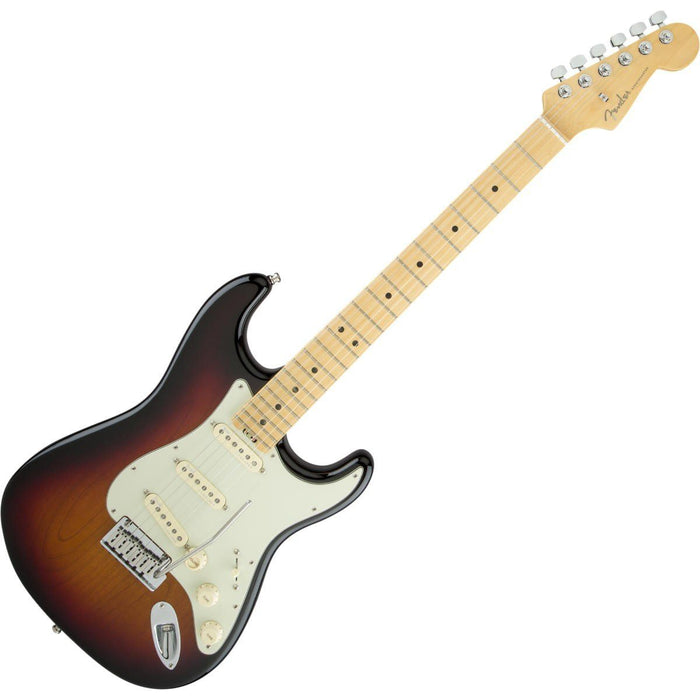 Fender American Elite Strat 3-Colour Sunburst MN - Music Junkie
