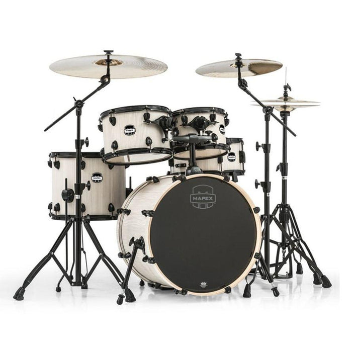 Mapex Mars MA504S Fusion Shell Pack Bonewood - Music Junkie