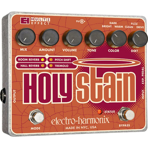Electro Harmonix Holy Stain Multi-Effects Pedal - Music Junkie