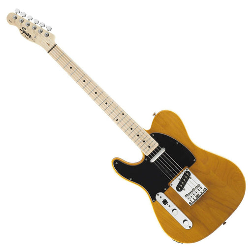 Squier Affinity Tele Electric Guitar Butterscotch LH - Music Junkie