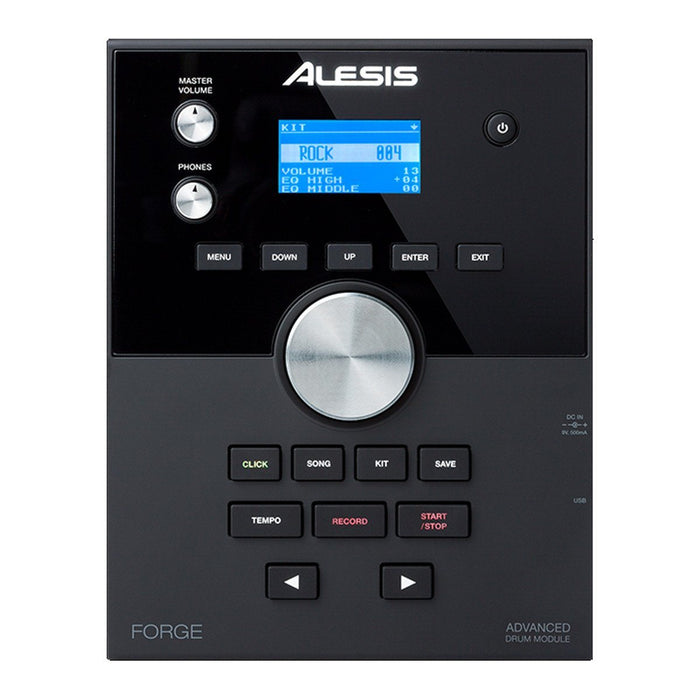 Alesis Forge 8-Piece Electronic Drum Kit - Music Junkie