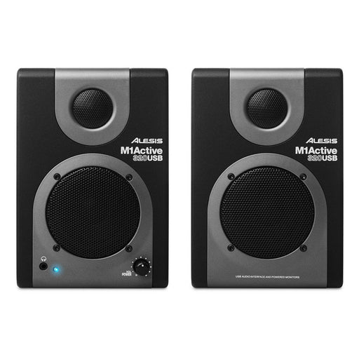 Alesis M1 Active 320 USB Monitors (pair) - Music Junkie