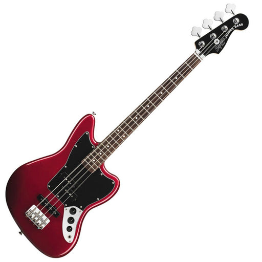 Squier Vintage Modified Jaguar Bass Special SS Candy Apple Red - Music Junkie