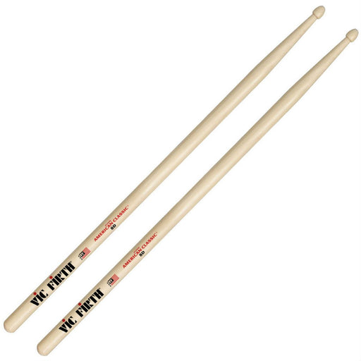 Vic Firth American Classic 8D Wood Tip Drumsticks - Music Junkie