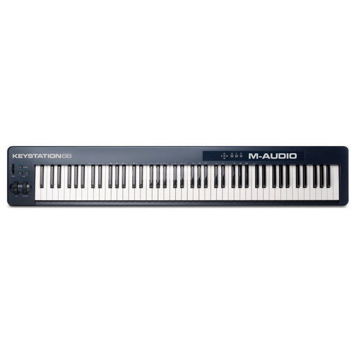 M-Audio Keystation 88 II Controller Keyboard - Music Junkie